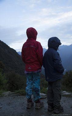 AvaLar on the Inca Trail to Machu Picchu in Peru