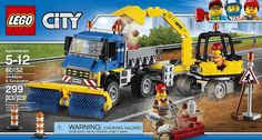 Now Available on our store: LEGO City Great V... Check it out there! http://imatoys-store.myshopify.com/products/lego-city-great-vehicles-sweeper-excavator-60152-building-toy?utm_campaign=social_autopilot&utm_source=pin&utm_medium=pin