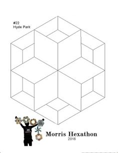 Barbara Brackman's MATERIAL CULTURE: Morris Hexathon 22: Hyde Park
