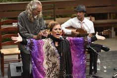 La Susi at Sunday in Sevilla. Bay Area Flamenco Festival 10th Anniversary fundraiser