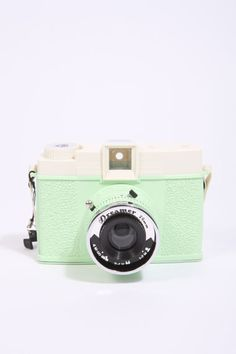 lomography dreamer diana f+ camera - a remake of the original. Because I'm a dreamer too...