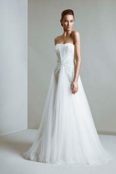 Tony Ward Couture Bridal 2014