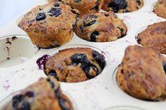 #healthy #recipe #muffins | almondtozest.com