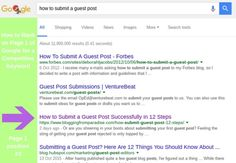 How to Rank on Page 1 of Google for a Competitive Keyword