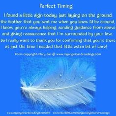 Take time to see the gifts that our angels give to us. #Gift #angels