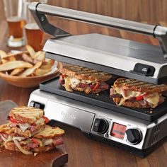 I want the Breville Smart Grill  Griddle on Williams-Sonomacom