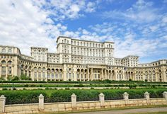 Palace of the Parliament — Bucharest, Romania | 21 Of The Strangest And Most Unique Buildings From Around The World