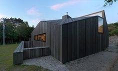 Vakantiehuis Zwarte Hond op Schiermonnikoog - architectenweb.nl
