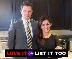 Love It or List It Too hosts Jillian and Todd