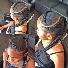 Tennis Ball Part ______________________________________ #hair #hairpost #braid#braidsforgirls #lahairstylist #summerhair #instabraid #labraider #lahair #Love #protectivestyles#ighair #instahair #hairstyles #voiceofhair •BOOKED TIL MID SEPTEMBER