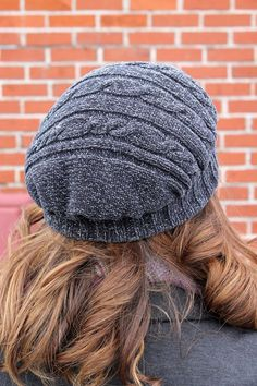 28a75dfd7c3 How to Upcycle a Sweater Into a Beret Tutorial