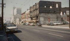 Los Angeles, 1957