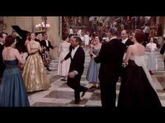 """Cary Grant and Ingrid Bergman dancing a reel in """"Indiscreet"""""""