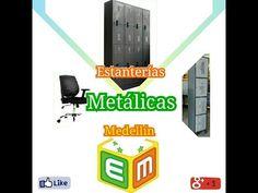 ARCHIVADORES METÁLICOS PARA OFICINAS