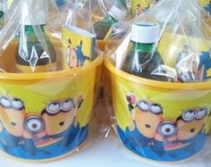 3rd Birthday Parties, Birthday Party Decorations, Party Themes, Minion Birthday, Minion Party, Birthday Giveaways For Kids, Minion Banana, Diy Gifts, Gifts For Kids
