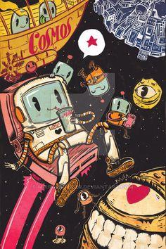 Ilustracion para gooo by MIRRORMASTER