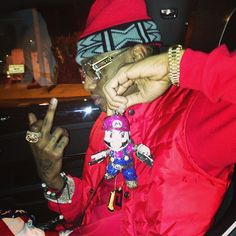 this is hip hop? Rapper, Grown Ish, Soulja Boy, Light Chain, New Pins, Captain Hat, Hip Hop, Daddy, Swag