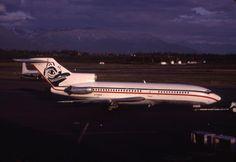 Alaska Airlines Boeing 727-90C N798AS c/n 19170