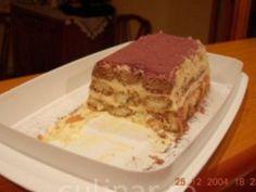 Tiramisu reţetă originala Tiramisu, Cheesecake, Sweets, Ethnic Recipes, Desserts, Food, Tailgate Desserts, Deserts, Gummi Candy