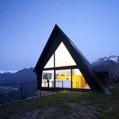 house in the Spanish Pyrenees by Cadaval & Solà-Morales