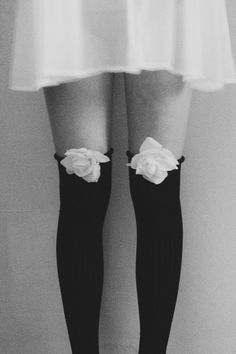 Oh yes, but over a pair of stockings ...bare legs is just not happening in a Scottish winter!