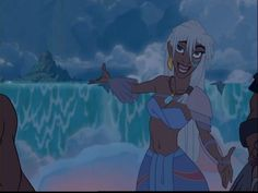 #5 Kida ( Atlantis ) / 16 Disney Princesses Ranked By Intelligence (via BuzzFeed)