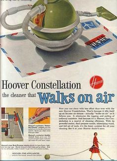 Hoover (1960) My mom had one of these!