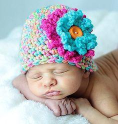 Cotton Candy Crochet Pattern