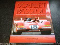 SCARTLET-PASSION-312-512-P3-330-P4-312PB-PB-250-GT-GTO-LM-LE-MANS-1965-1966-1967