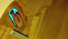 DIY Glowing Inlaid Resin Shelves by Mat Brown