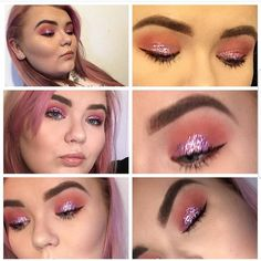 63 Stunning Glamorous Glitter Makeup Inspirational Designs For Prom And Wedding - Page 51 of 63 - Marble Kim Design
