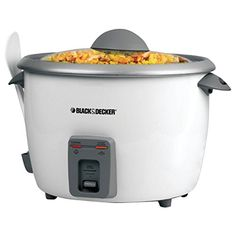 BLACKDECKER RC5428 15Cup Dry28Cup Cooked Rice Cooker White ** Want to know more, click on the image.
