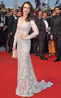 Cannes Film Festival 2015: The Most Breathtaking Dresses | Andie MacDowell | EW.com