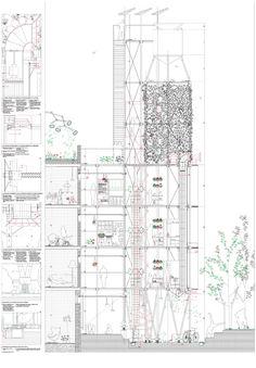 Presentamos hoy un proyecto de la arquitecta Isabel Gutiérrez Sánchez, dirigido en la ETSAM por la profesora Izaskun Chinchilla, y que nos ...
