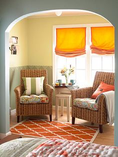rug...love the color