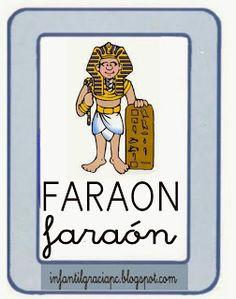 INFANTIL de GRACIA: ARIS NOS TRAE EL VOCABULARIO DE EGIPTO Ancient Egypt Activities, Street Art, Africa, Clip Art, Symbols, History, Crafts, Montessori, School