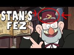 Gravity Falls BIGGEST Secrets #10: Grunkle Stan's Fez Stan Gravity Falls, Gravity Falls Secrets, Gravity Falls Theory, Am I Going Crazy, Dipper And Pacifica, Fall Video, Disney Shows, Pretty Little Liars, I Fall