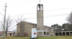 St. Andrew's United Church,   5645 Morrison Street, Niagara Falls, ON