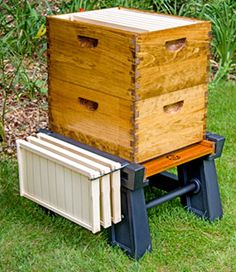 Ultimate Hive Stand-Brushy Mountain Bee Farm, Inc.