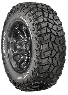 Cooper Tire & Rubber Company - Discoverer STT PRO™