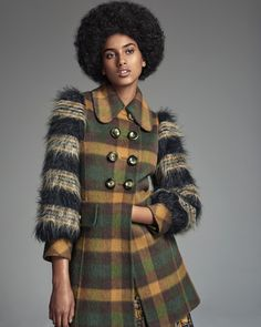 Imaan Hammam Does The 'Harlem Shuffle' In Marc de Groot Snaps For Vogue Netherlands September2015 - 3 Sensual Fashion Editorials | Art Exhibits - Women's Fashion & Lifestyle News From Anne of Carversville