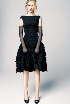 Nina Ricci Pre-Fall 2012 Collection Slideshow on Style.com