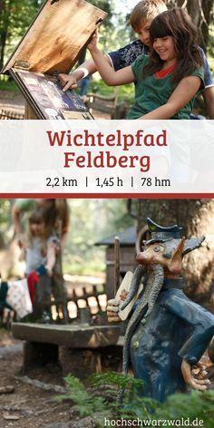 Hier erleben Kinder ein Abenteuer mit dem Wichtel Ferdinand live mit. Spannende Geschichten und interessanten Fakten zum Schwarzwald und seinen Bewohnern auf einer entspannten Wanderung mit viel Spaß und Fantasie.