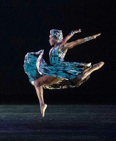 Alvin Ailey Dance Theatre ♥ Wonderful! www.thewonderfulworldofdance.com #ballet #dance