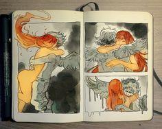красивые картинки,art,арт,Picolo-kun,Gabriel Picolo