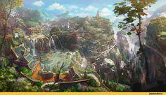 Fantasy,Fantasy art,art,арт,красивые картинки,Hee Uk Jung