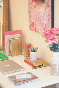 My Work Space // Stylish Sassy & Classy