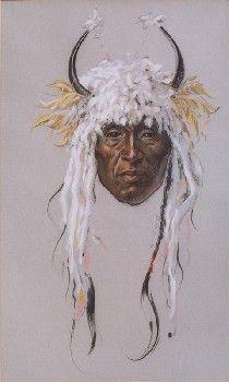 Split Horn Bonnet by Ned Jacob kp