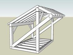 Build a shed on a weekend - Plans - - Wood Shed Idea Build a Shed on a Weekend - Our plans include complete step-by-step details. If you are a first time builder trying to figure out how to build a shed, you are in the right place! 8x12 Shed Plans, Small Shed Plans, Wood Shed Plans, Small Sheds, Barn Plans, Firewood Shed, Firewood Storage, Shed Storage, Shed Construction