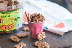 trader joe's ginger cats cookies review #traderjoes